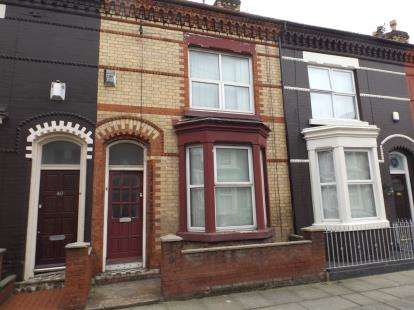 3 Bedrooms Terraced House for sale in Mandeville Street, Liverpool, Merseyside, L4