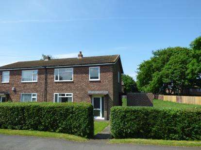 3 Bedrooms Semi Detached House for sale in Blackfordby Lane, Moira, Swadlincote