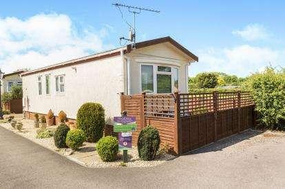 2 Bedrooms Bungalow for sale in Valley Park, Bamfurlong Lane, Cheltenham, Gloucestershire