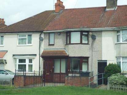 3 Bedrooms Terraced House for sale in Brookvale Park Road, Birmingham, West Midlands
