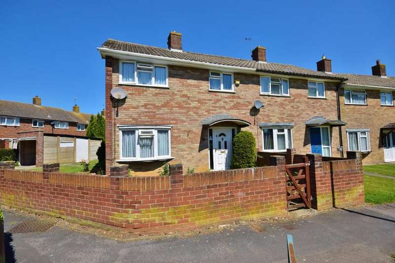 3 Bedrooms End Of Terrace House for sale in South Ham, Basingstoke, RG22