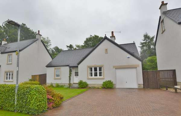 3 Bedrooms Detached Bungalow for sale in 5 The Gardens, Perceton, Irvine, KA11 2ET