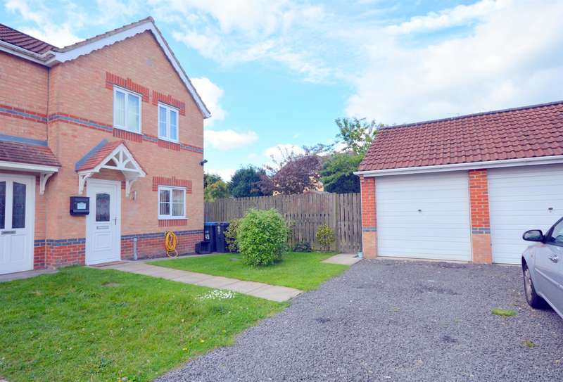 3 Bedrooms Semi Detached House for sale in Walton Crescent, St. Helen Auckland, Bishop Auckland, DL14 9GD