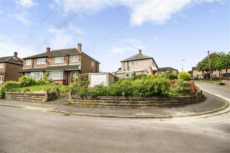3 Bedrooms Semi Detached House for sale in Warrenside, Deighton, Huddersfield