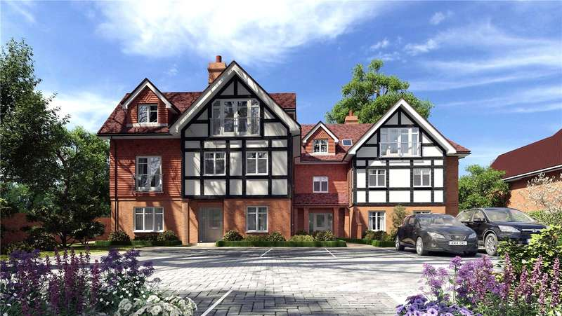 2 Bedrooms Flat for sale in Shoppenhangers Road, Maidenhead, Berkshire, SL6