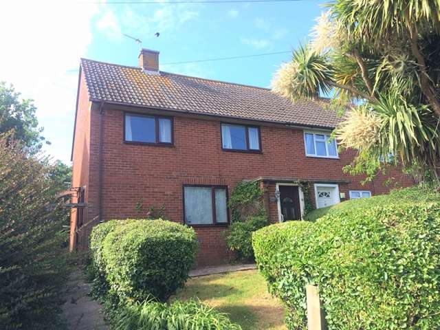 3 Bedrooms Semi Detached House for sale in 25 Midway, Exmouth