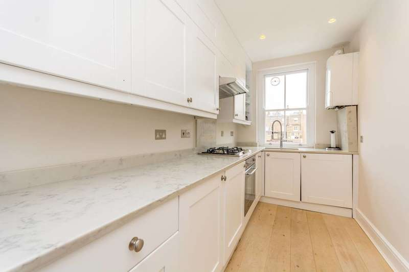 3 Bedrooms Flat for sale in Upper Montagu Street, Marylebone, W1H