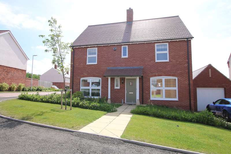 4 Bedrooms Detached House for sale in Bennett Drive, Hagley, STOURBRIDGE, DY9