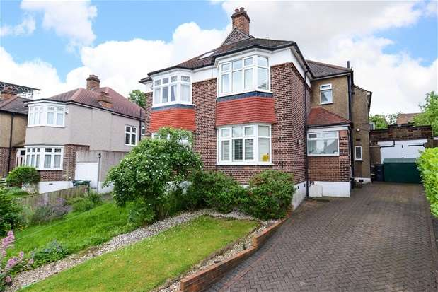 5 Bedrooms Semi Detached House for sale in Roxbourgh Road, West Norwood