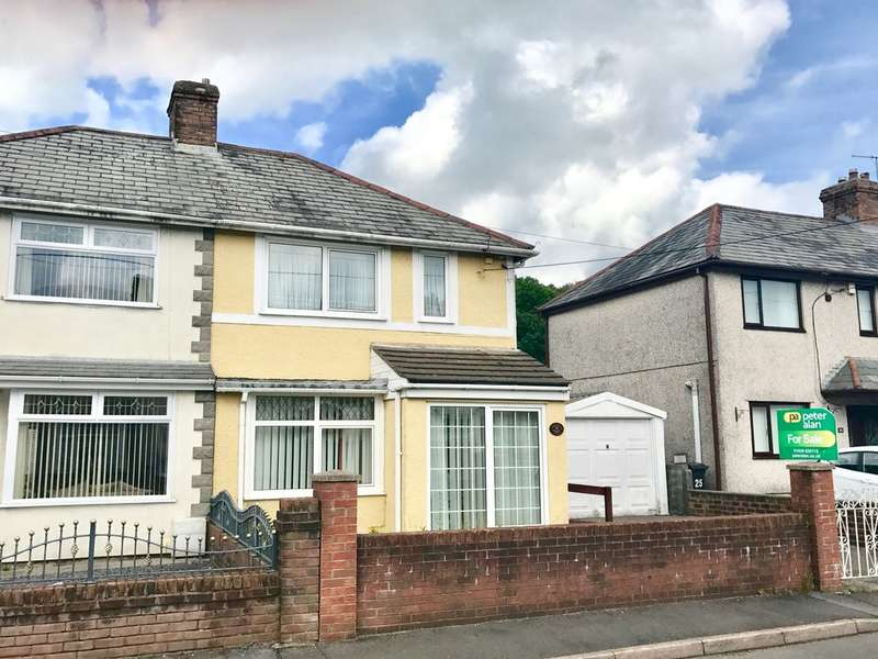 3 Bedrooms Semi Detached House for sale in Robert Street, Glynneath, Neath