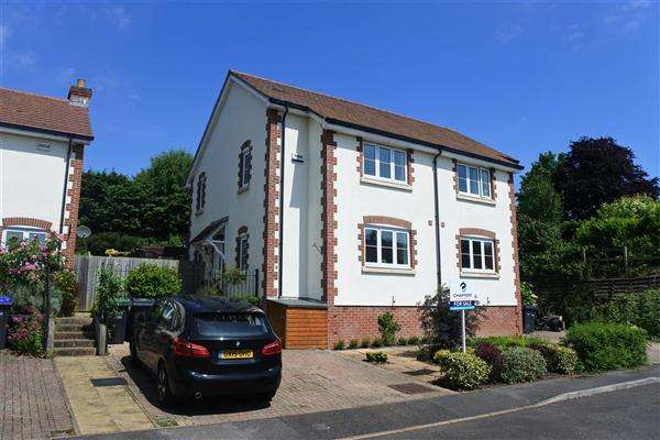 3 Bedrooms Semi Detached House for sale in Paradise Meadow, Tisbury