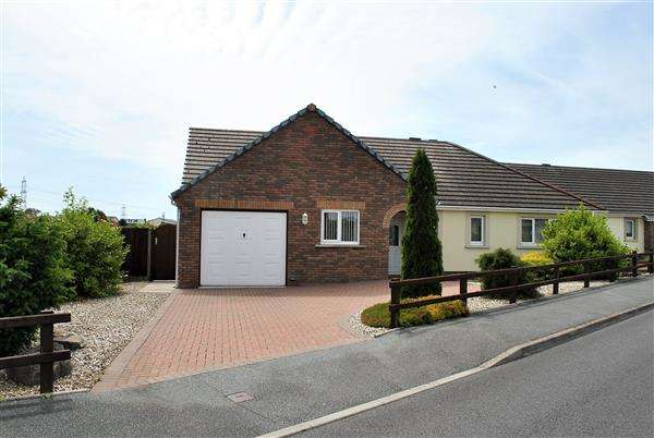 3 Bedrooms Detached Bungalow for sale in 32 Gibbas Way