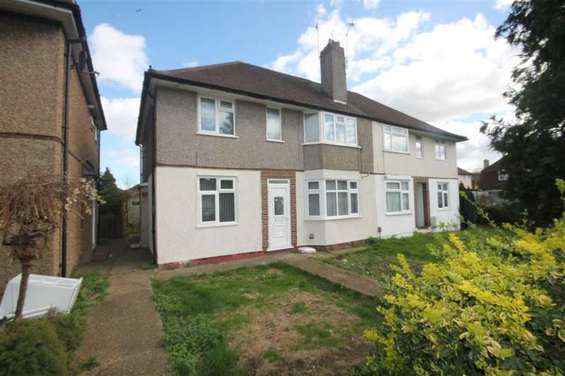 2 Bedrooms Maisonette Flat for sale in Pinewood Avenue, Uxbridge