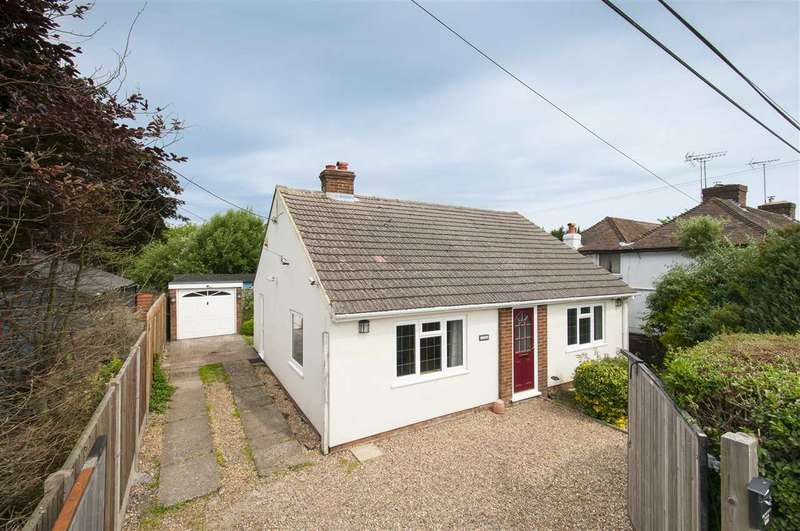 2 Bedrooms Detached Bungalow for sale in The Wyvern, The Street, Molash