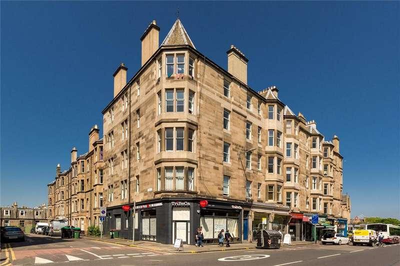 5 Bedrooms Flat for sale in 87 (2F2) Bruntsfield Place, Bruntsfield, Edinburgh, EH10