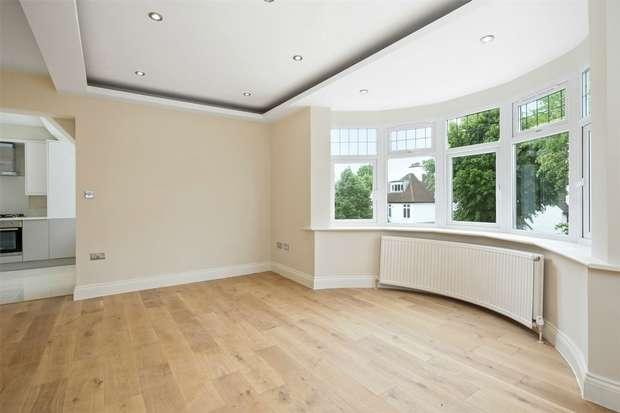 2 Bedrooms Flat for sale in Mortimer Road, Ealing