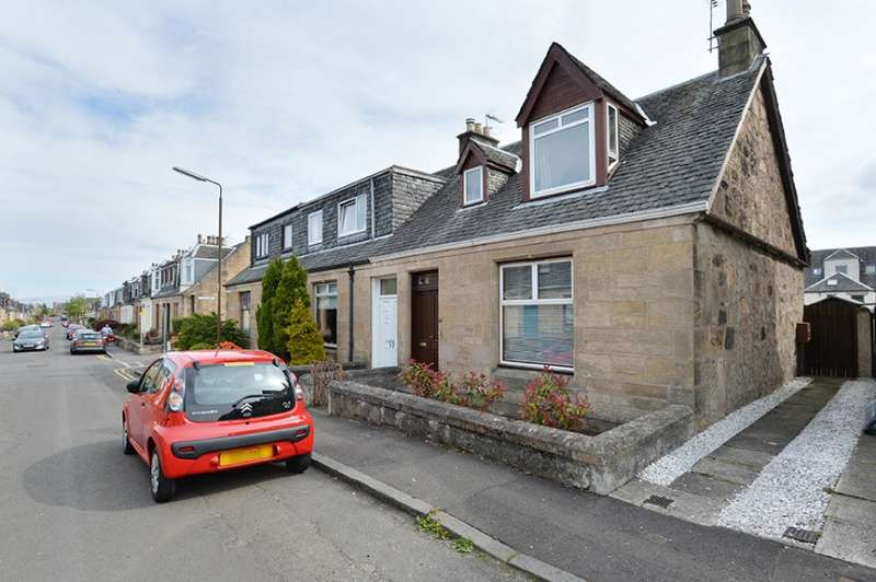 2 Bedrooms End Of Terrace House for sale in Alma Street, Falkirk, FK2 7HB