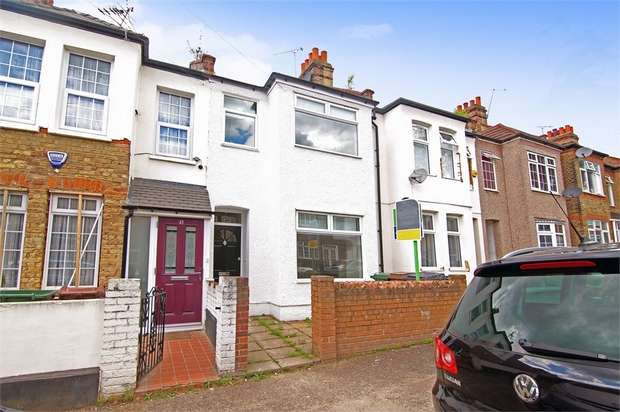 4 Bedrooms Terraced House for sale in Chaucer Road, Walthamstow, London