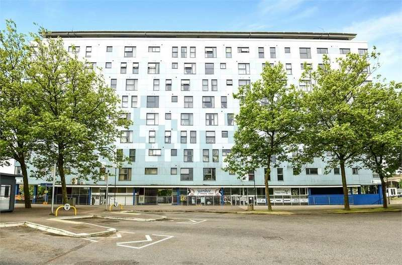 1 Bedroom Flat for sale in Stephenson House, Wetherburn Court, Bletchley, Milton Keynes, Buckinghamshire