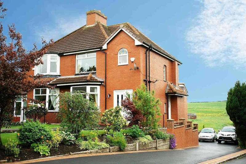 3 Bedrooms Semi Detached House for sale in 944 Oldham Road, Rochdale