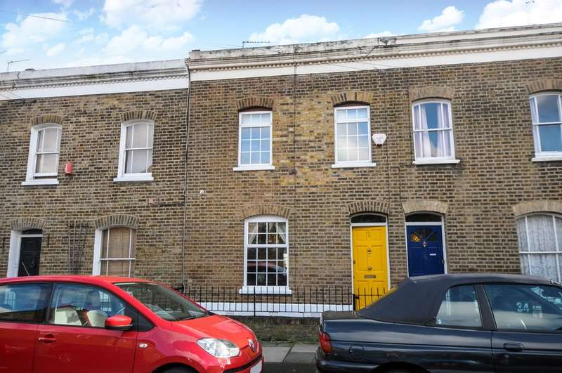 3 Bedrooms Terraced House for sale in Strickland Street, London SE8 4JB