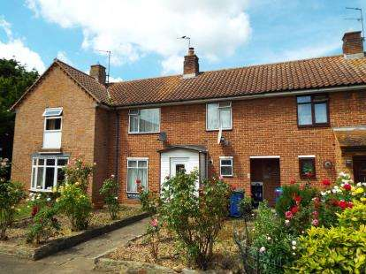 3 Bedrooms Terraced House for sale in Colne Close, Bicester, Oxfordshire