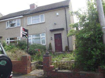 2 Bedrooms Semi Detached House for sale in Cunningham Grove, Burnley, Lancashire, BB12