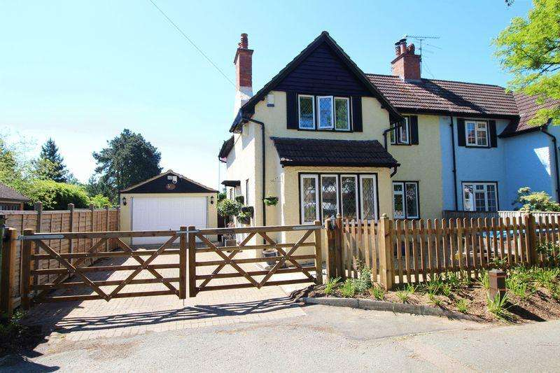 3 Bedrooms Semi Detached House for sale in BIRCH AVENUE, CATERHAM ON THE HILL