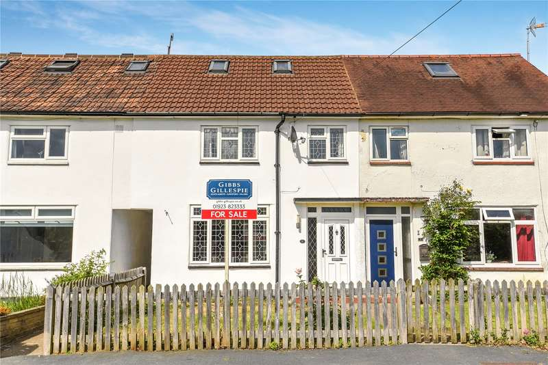 2 Bedrooms Terraced House for sale in Frinton Close, Watford, WD19