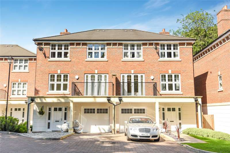 5 Bedrooms Mews House for sale in Shirley Road, Watford, Hertfordshire, WD17