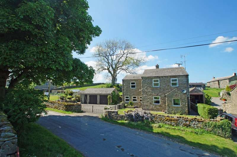 4 Bedrooms Detached House for sale in Culverham House, West Scrafton, Leyburn, DL8 4RU