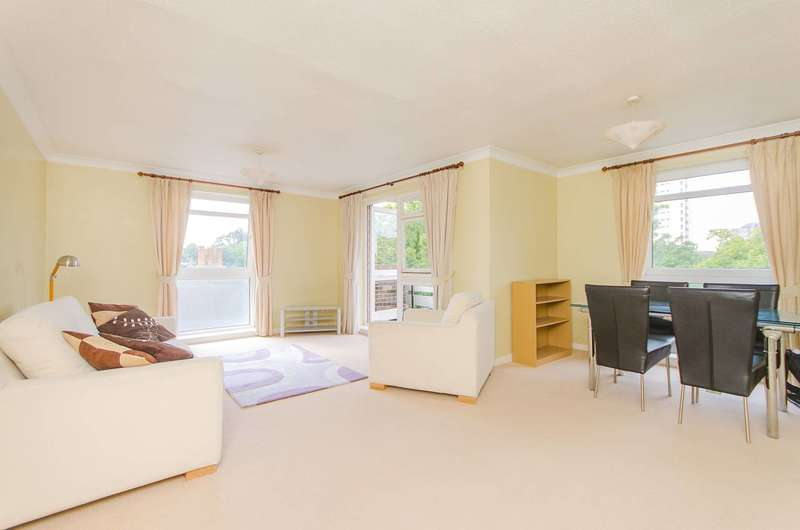 1 Bedroom Flat for sale in Manor Park Road, Sutton, SM1