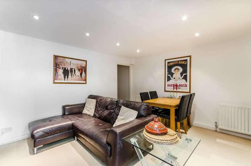 1 Bedroom Maisonette Flat for sale in Ifield Road, Chelsea, SW10