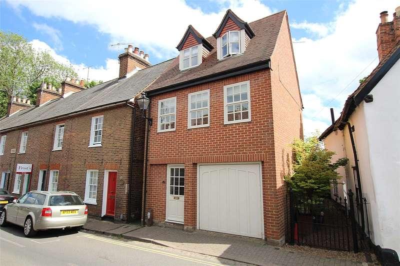 3 Bedrooms Detached House for sale in St. Michaels Street, St. Albans, Hertfordshire, AL3