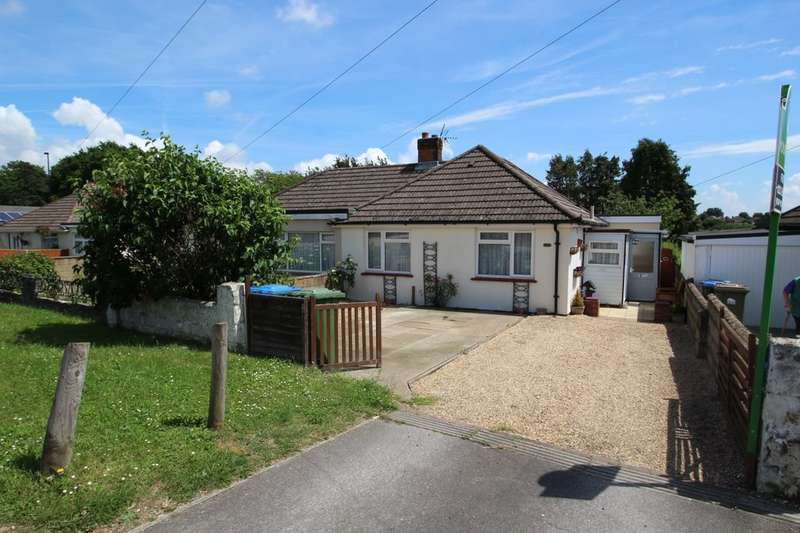 3 Bedrooms Semi Detached Bungalow for sale in Kathleen Road, Southampton, SO19