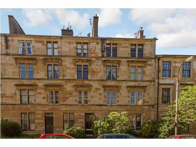 4 Bedrooms Flat for rent in Bank Street, Hillhead, Glasgow