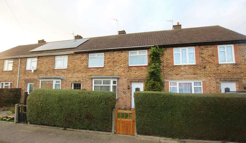 3 Bedrooms Terraced House for sale in WITHERN ROAD, GRIMSBY