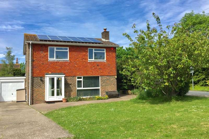 4 Bedrooms Detached House for sale in Wallsend Road, Pevensey, BN24
