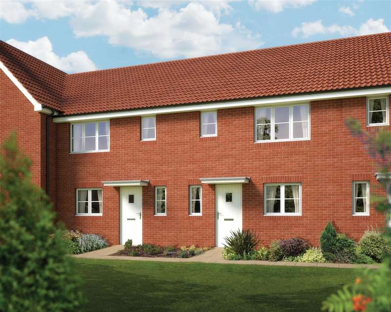 3 Bedrooms Semi Detached House for sale in The Southwold, Morris Gardens, Soham