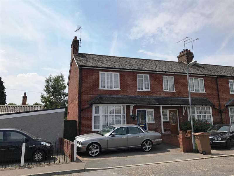 3 Bedrooms End Of Terrace House for sale in Old Court Road, Chelmsford