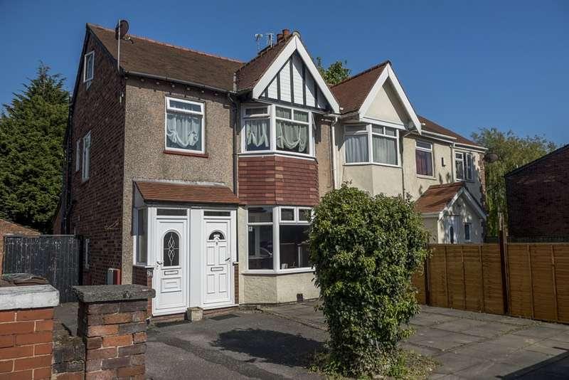 1 Bedroom Maisonette Flat for sale in Broughton Avenue, Southport, Merseyside, PR8