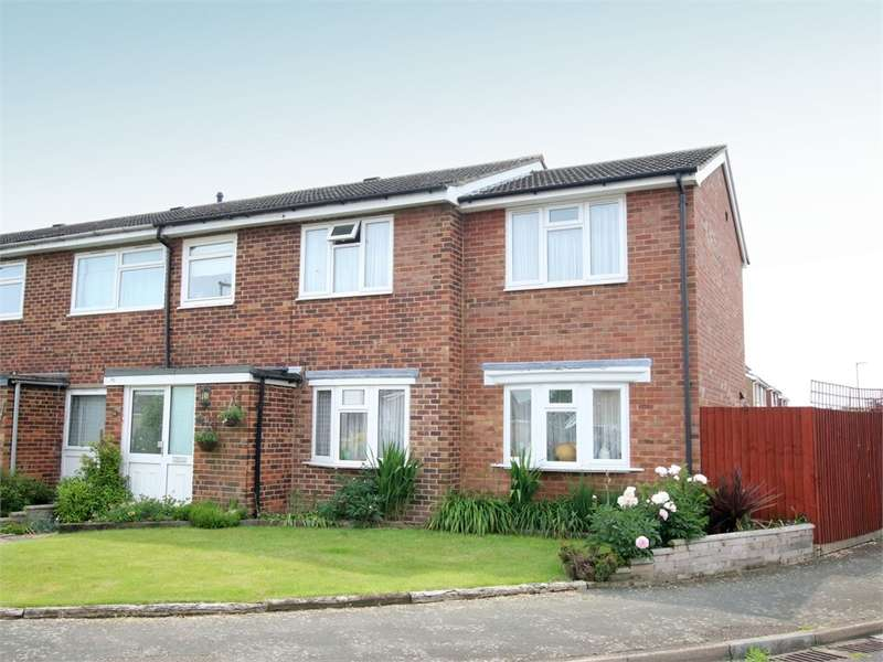 4 Bedrooms End Of Terrace House for sale in Eynesbury, St. Neots