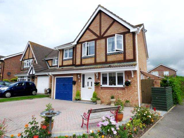 4 Bedrooms Detached House for sale in ROCKROSE COURT, LUDGERSHALL SP11