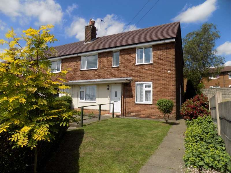 2 Bedrooms Flat for sale in Poplar Avenue, Horwich, BOLTON, Lancashire
