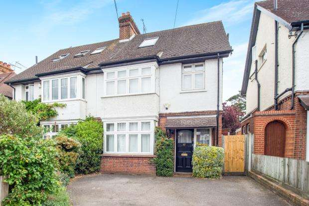5 Bedrooms Semi Detached House for sale in Claygate, Esher, Surrey