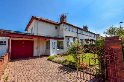 3 Bedrooms Semi Detached House for sale in Briarwood Avenue, Newcastle upon Tyne, Tyne and Wear, NE3