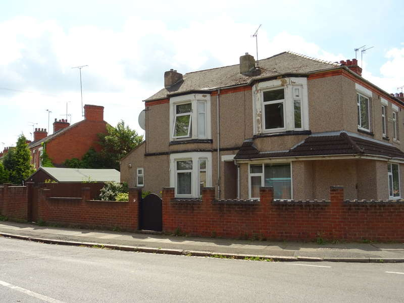 3 Bedrooms End Of Terrace House for sale in Bulls Head Lane, Coventry