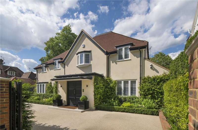 6 Bedrooms House for sale in West Heath Avenue, Golders Hill Park, London, NW11
