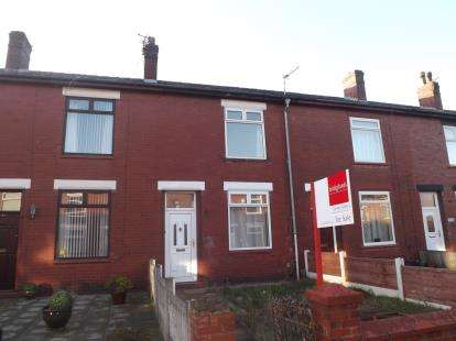 3 Bedrooms Terraced House for sale in Endsleigh Gardens, Leigh, Greater Manchester