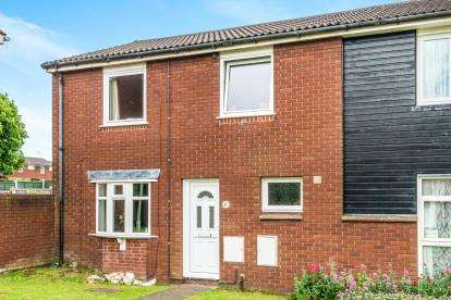 3 Bedrooms End Of Terrace House for sale in Edison Road, Stafford, Staffordshire